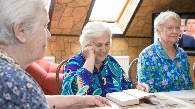 Дома для престарелых — это европейский формат