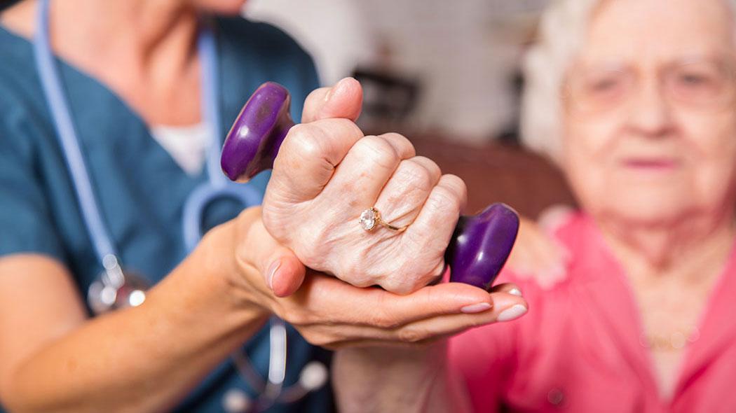 занятия физкультурой для пожилых