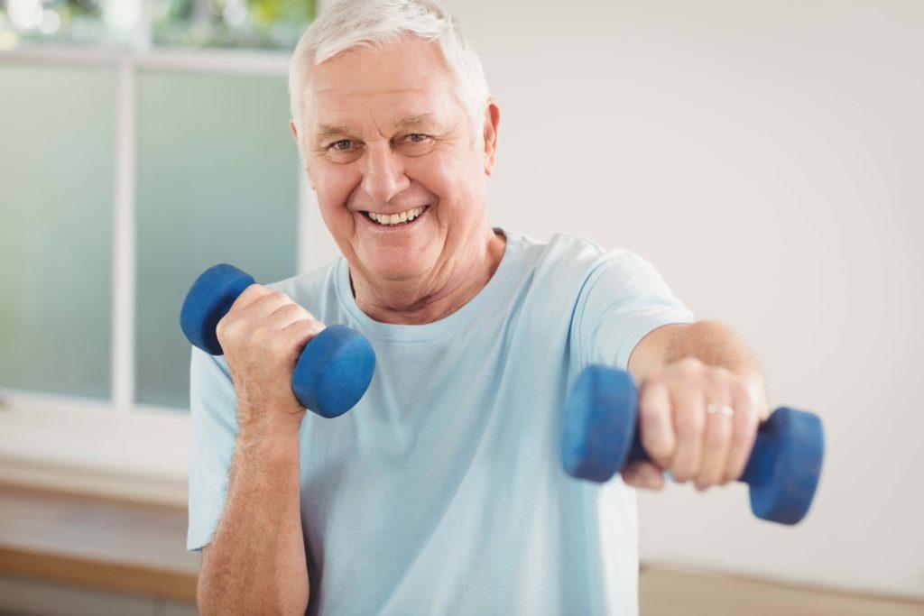 физкультура для пожилых в киеве