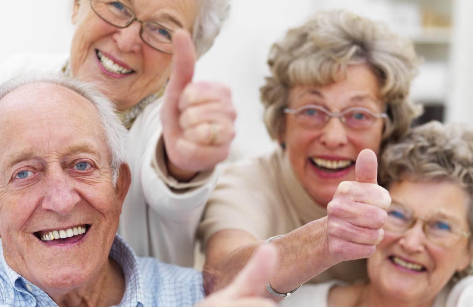 психологическая помощь пенсионерам