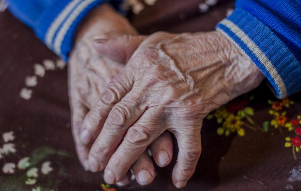 астения у престарелых
