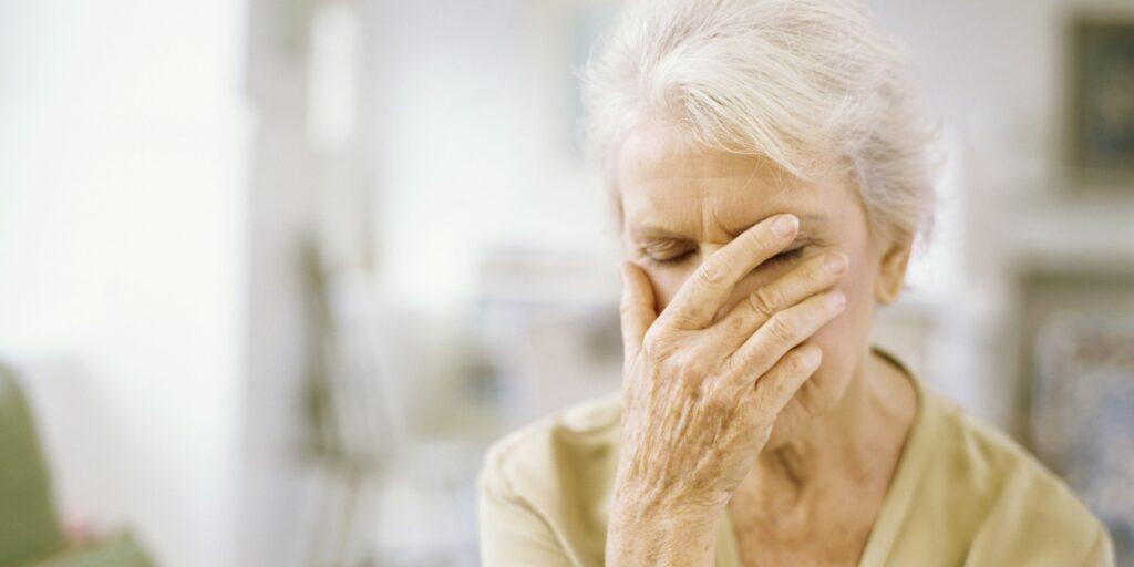 причины возникновения старческой астении